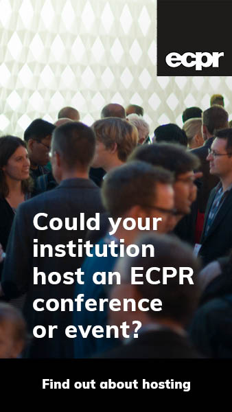 Host an ECPR event