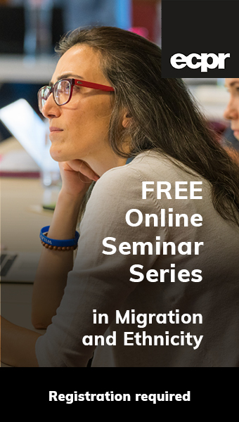 ECPR Seminar Series in Migration and Ethnicity