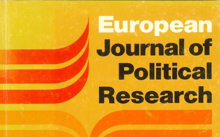 EJPR first issue cover