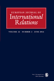 European Journal of International Relations (EJIR)